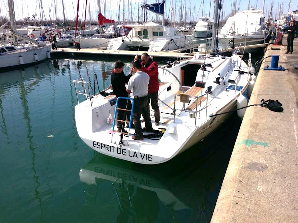 Beneteau First 40CR Esprit de la Vie